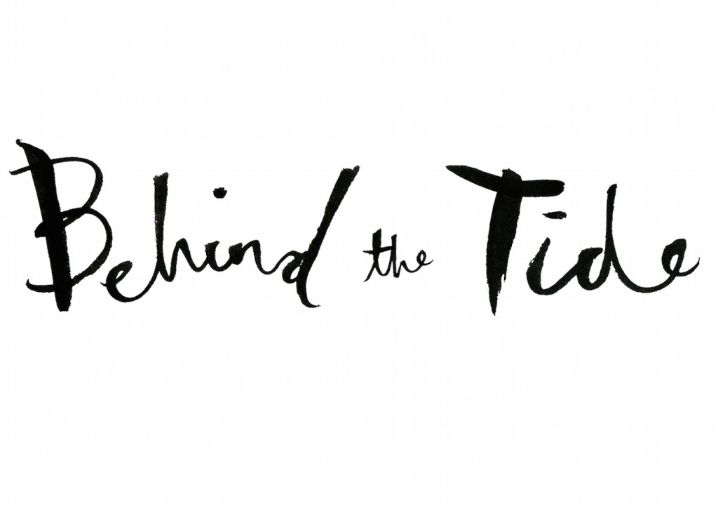 behind the tide logo